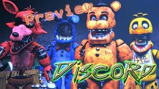 """[SFM] [FNaF] """"Discord"""" by Eurobeat Brony (Remix by The Living Tombstone) [Preview]"""