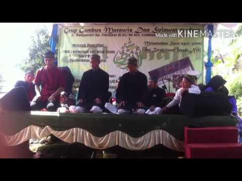 Maulana Ya Maulana Versi Sunda (Al-Hajri Marawis )