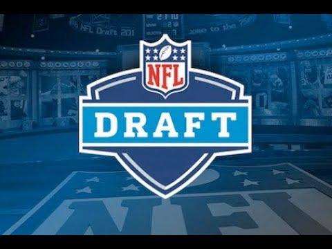 2018 NFL MOCK DRAFT (APRIL 21ST EDITION) LET'S GET NUTS!