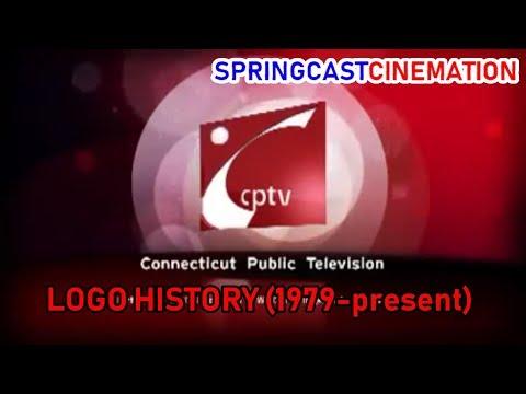Connecticut Public Television (CPTV) Logo History (1979-present)