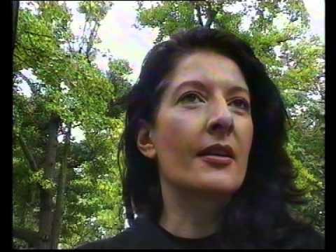 Marina Abramovic meet Ernesto de Sousa