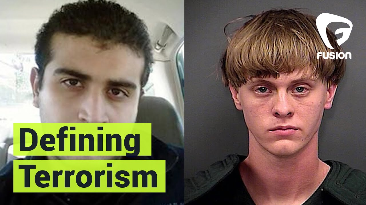 Why Orlando Shooter Omar Mateen Is A Terrorist But Dylann Roof Isn't?