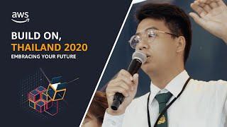 AWS Build On Hackathon in Thailand 2020