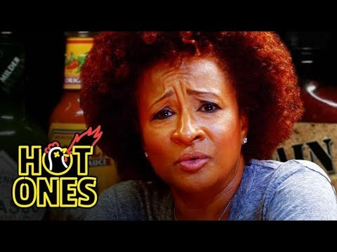 Wanda Sykes Confesses Everything While Eating Spicy Wings | Hot Ones
