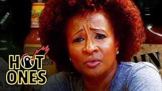 Download Wanda Sykes Confesses Everything While Eating Spicy Wings | Hot Ones Mp3 and Videos