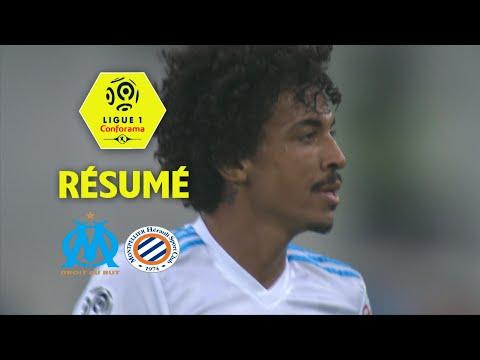 Olympique de Marseille - Montpellier Hérault SC ( 0-0 ) - Résumé - (OM - MHSC) / 2017-18
