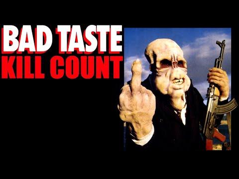 Download BAD TASTE (1987)   KILL COUNT