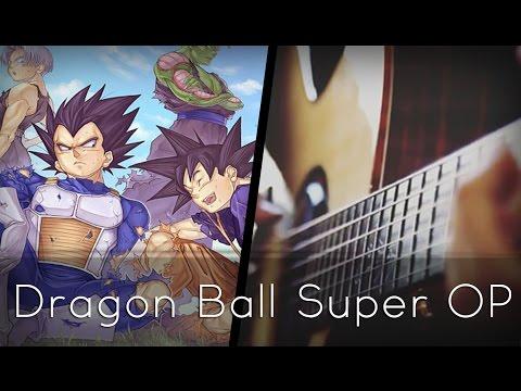 Dragon Ball Super OP (Acoustic Guitar) - Chouzetsu Dynamic! 【Tabs】