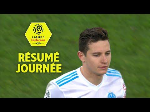 Résumé de la 28ème journée - Ligue 1 Conforama / 2017-18