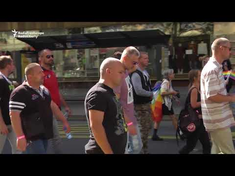 Serbian Prime Minister Joins Belgrade Gay-Pride March