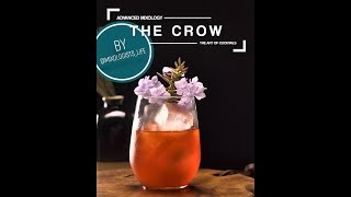 The Crow Cocktail Recipe