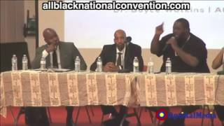 """Killer Mike Says """"Black People Aren't Ready To Revolt Sh*T"""" At The Black National Convention In Atl"""