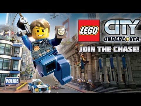 "Lego: City Undercover ""Beat it Copper"" Pt.I 
