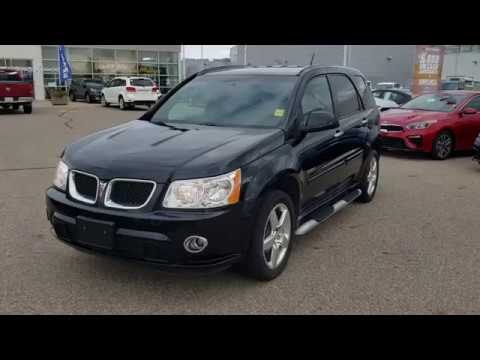 2008 Pontiac Torrent GXP Walk Around Review.