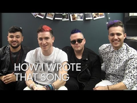 """How I Wrote That Song: Walk the Moon """"Different Colors"""""""