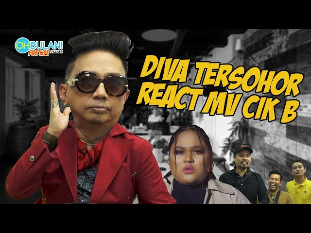 DIVA AA REACT MV CIK B! -  [OB FOR LIFE XPRESS]