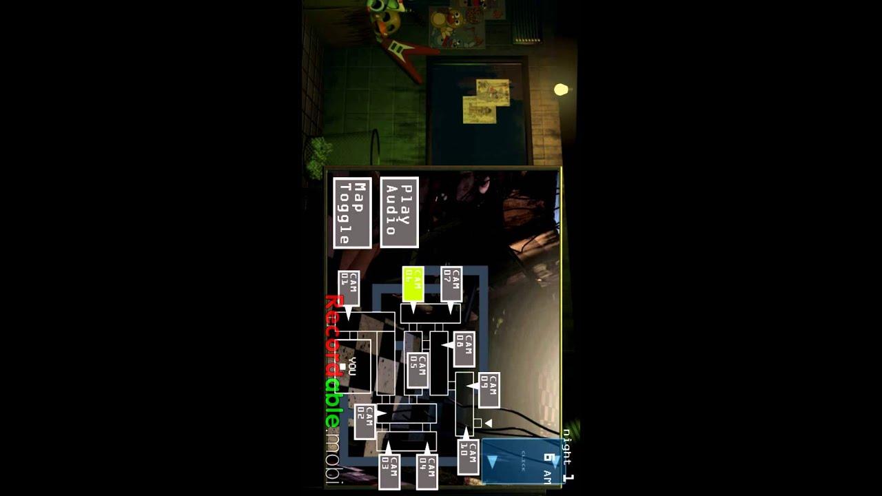 Fnaf 3 unlocked mod apk by Clos1018 Flores