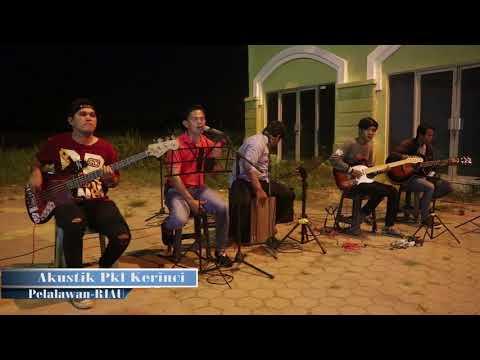 Cover Lagu Diam Tanpa Kata  D'Masiv ( Akustik Pkl Kerinci )