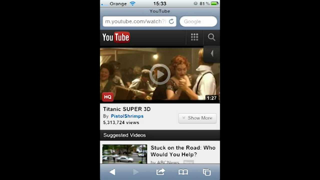 File2HD Tutorial - Download YouTube videos on your iPhone ...