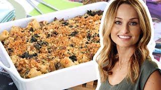 Giada Makes Baked Mushroom Rigatoni | Food Network