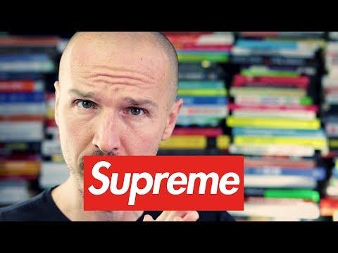 Supreme: come si crea un prodotto di culto