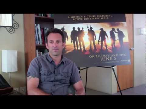 EXCLUSIVE VIDEO  Director Scott Waugh from Act of Valor at SEALFIT Headquarters
