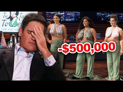 The Biggest Shark Tank Deals That Flopped