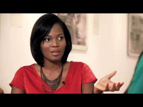 Culture Diaries interview with gallerist Adenrele Sonariwo