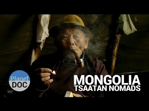 Mongolia. Tsaatan Nomads | Tribes - Planet Doc