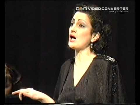 Aleksandre Khomeriki  Recondita armonia da dueti daisidan 1993