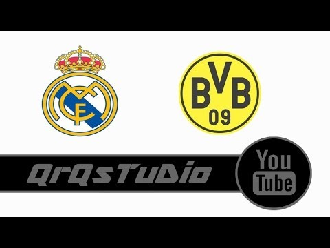 Real Madrid vs Borussia Dortmund 02/04/2014 All Goals and Highlights