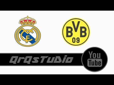 Real Madrid Vs Borussia Dortmund 02/04/2014 All Goals And Highlights