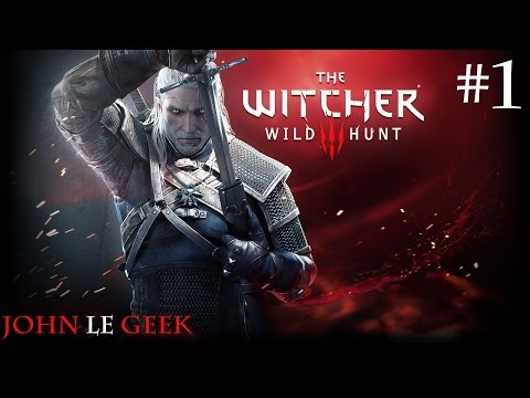 Let's Play Fr The Witcher 3 : Wild Hunt Fr HD | # 1 | les Traces