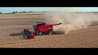 Dlaczego warto wybrać kombajn Case IH Axial Flow® 250 z AFS Harvest Command™?