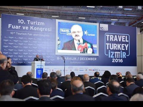 Mersin'in Partner İl Olarak Katıldığı 10. Travel Turkey İzmir Turizm Fuarı Kapılarını Açtı