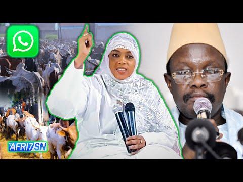 Urgent: Réaction de Sokhna Aida Diallo après la sortie de Serigne Modou Lo Ngabou   Afri7sn