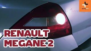 Video guida per principianti alle riparazioni più comuni per Renault Megane 2