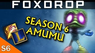 How to Play Amumu Jungle in Season 6 - League of Legends