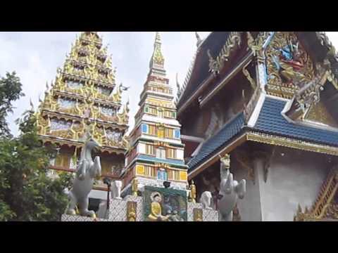 VLOG Bangkok Day 2 : Boat Tour, Mall MBK, Phahurat et Yawarat