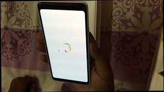 Unboxing My Google Pixel 2 XL Black and White with Orange POWER ON Button !