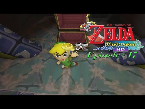 "Legend of Zelda Wind Waker HD Ep 17 ""Gathering Supplies"""