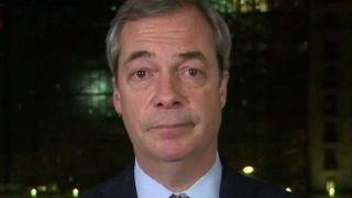 Nigel Farage: The European Parliament is terrified of Trump