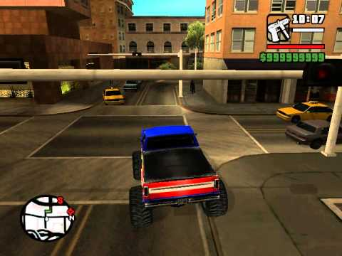 "GTA San Andreas ""как найти прибор ночного видения"""