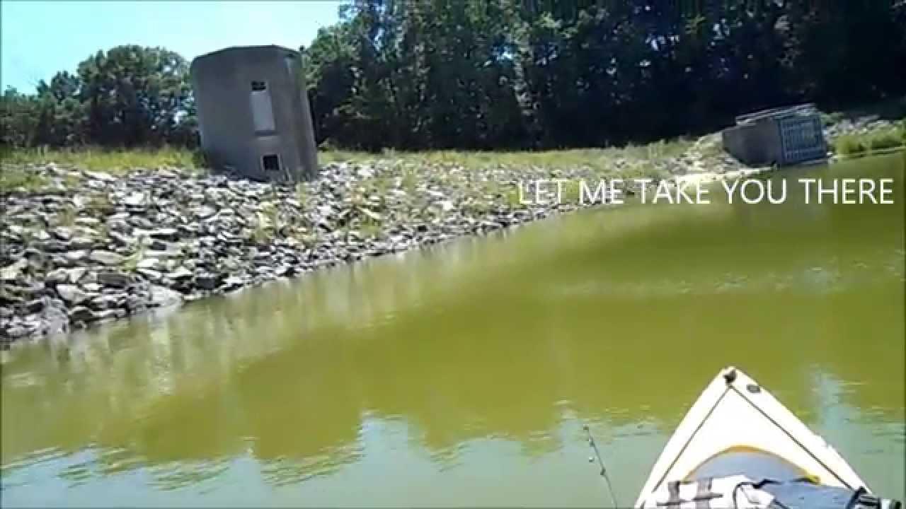 the marsh creek lake dam
