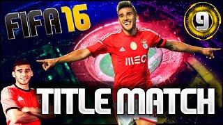 FIFA 16 #9 | ULTIMATE MÁGICO | TOTO SALVIO VOLTOU!