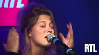Selah Sue - This world en live dans le Grand Studio RTL présenté par Eric Jean Jean - RTL - RTL