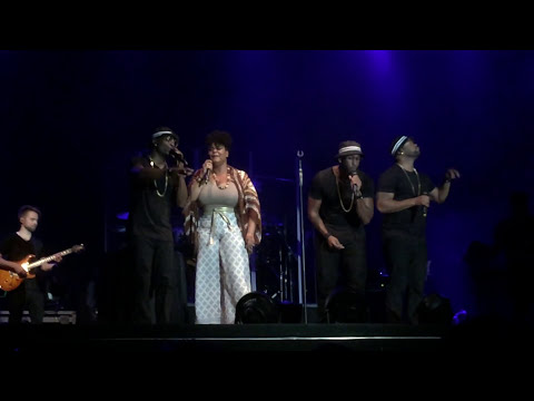 JILL SCOTT live San Diego 2015 Full Show 6/7: You Don't Know, Fools Gold, Golden