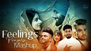 Feeling Punjabi Mashup | Ft. Sumit Goswami | Ammy Virk | Ninja | Akhil | Mix Papul | HS Visual