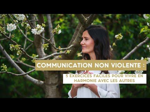 COMMUNICATION NON VIOLENTE - 5 exercices