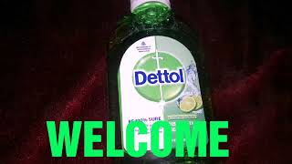 Dettol disinfectant liquid lime fresh review in hindi